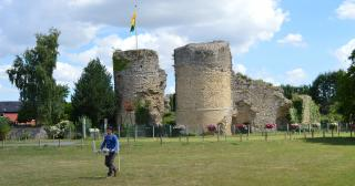 Case Study: Geophysical Survey at Bungay Castle