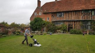 Case Study: Earth Resistance and Ground Penetrating Radar at Abbey Farm, Hoxne