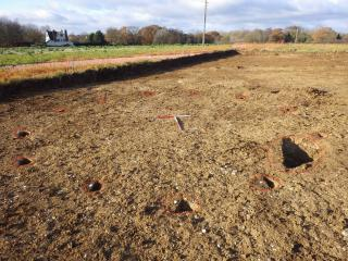 Excavations at Capel St Mary, Suffolk