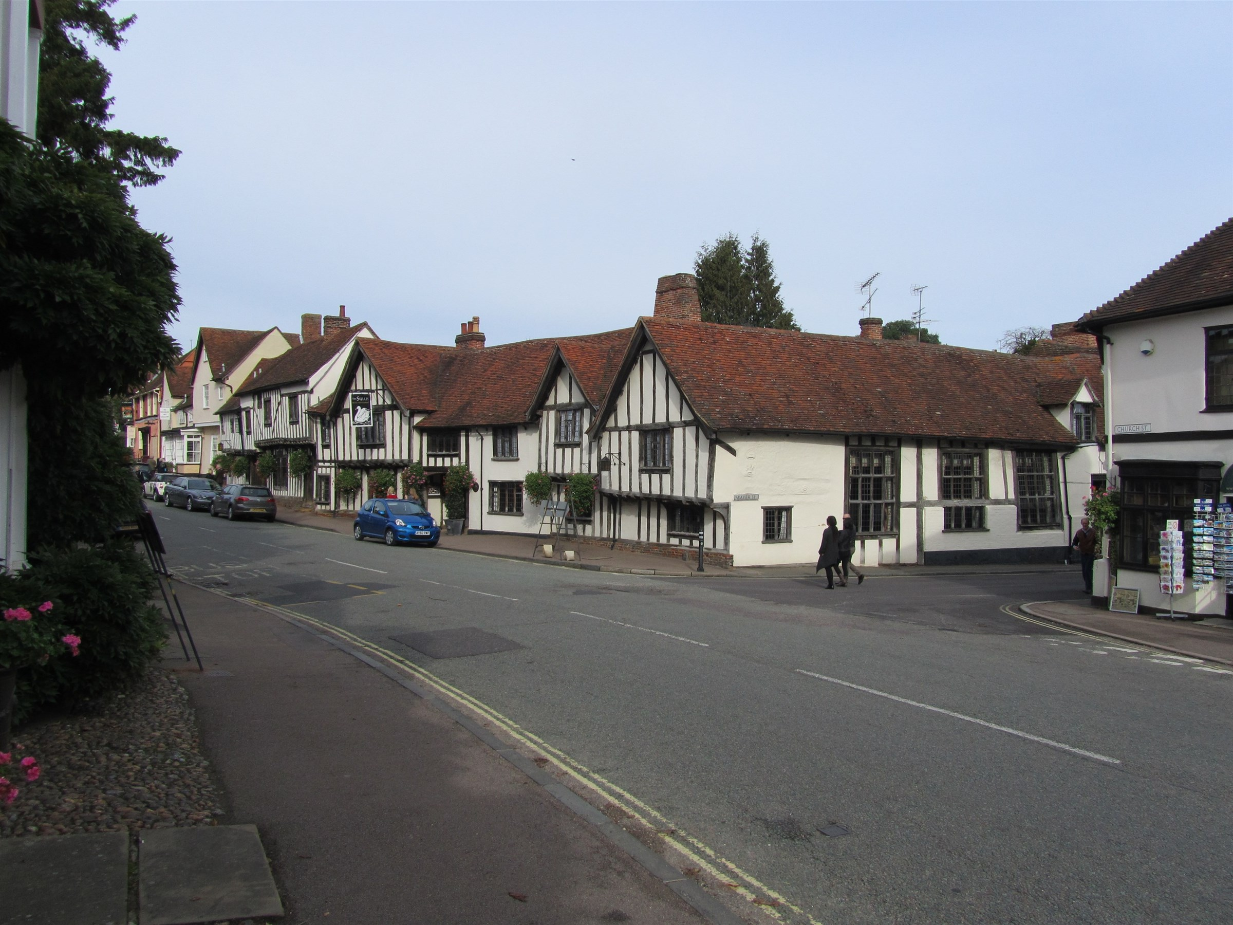 Case Study (Excavation): The medieval wool industry of Lavenham, Suffolk