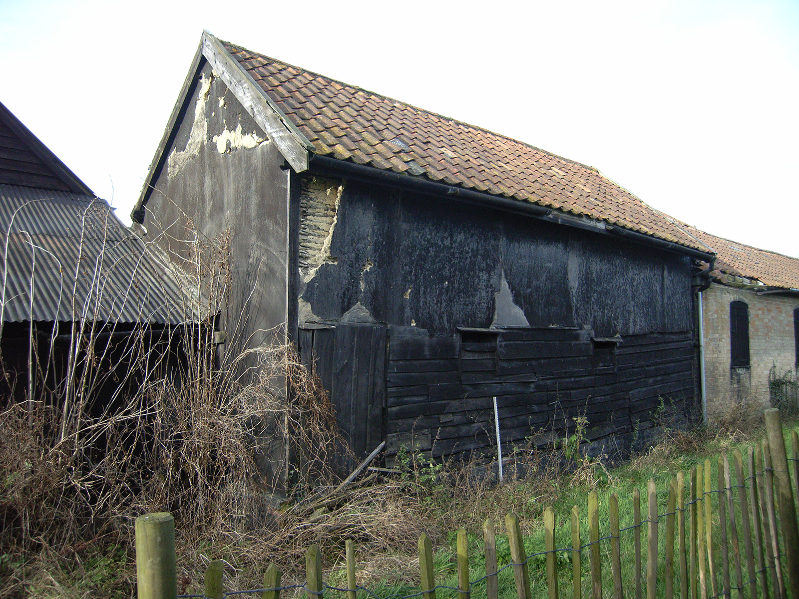 The South Barn at Lodge Farm, Wyverstone