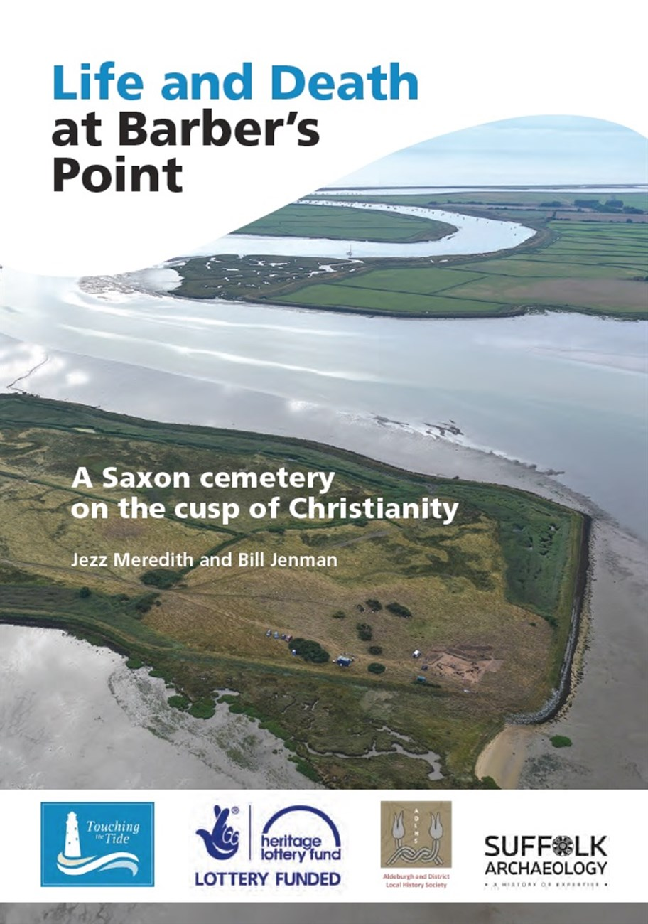 Booklet cover: Life and Death at Barber's Point