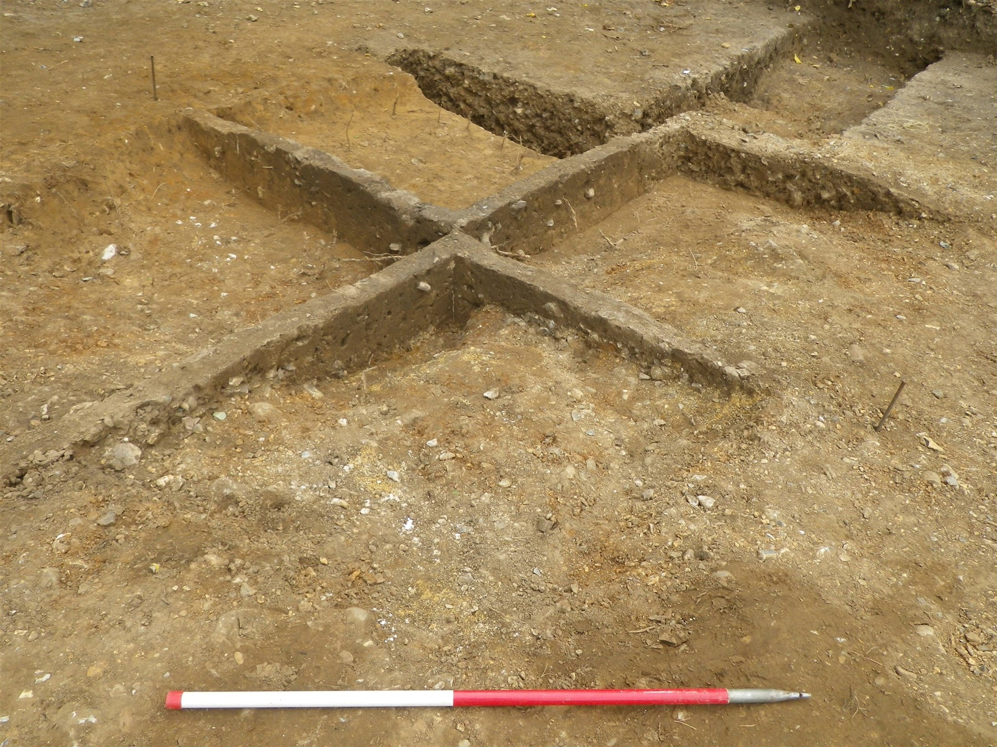 A fully excavated SFB at Kentford